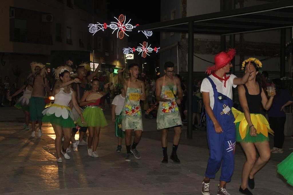 Carrozas Fiestas Ceutí 2018