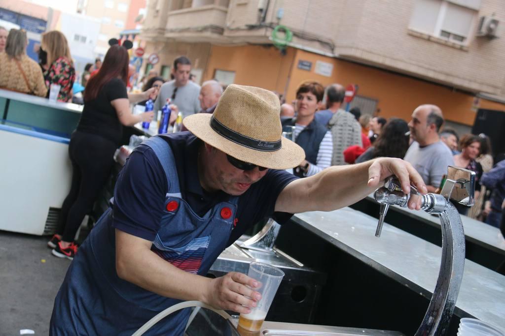 Chirigotas en El Linde Carnavales Molina 2020