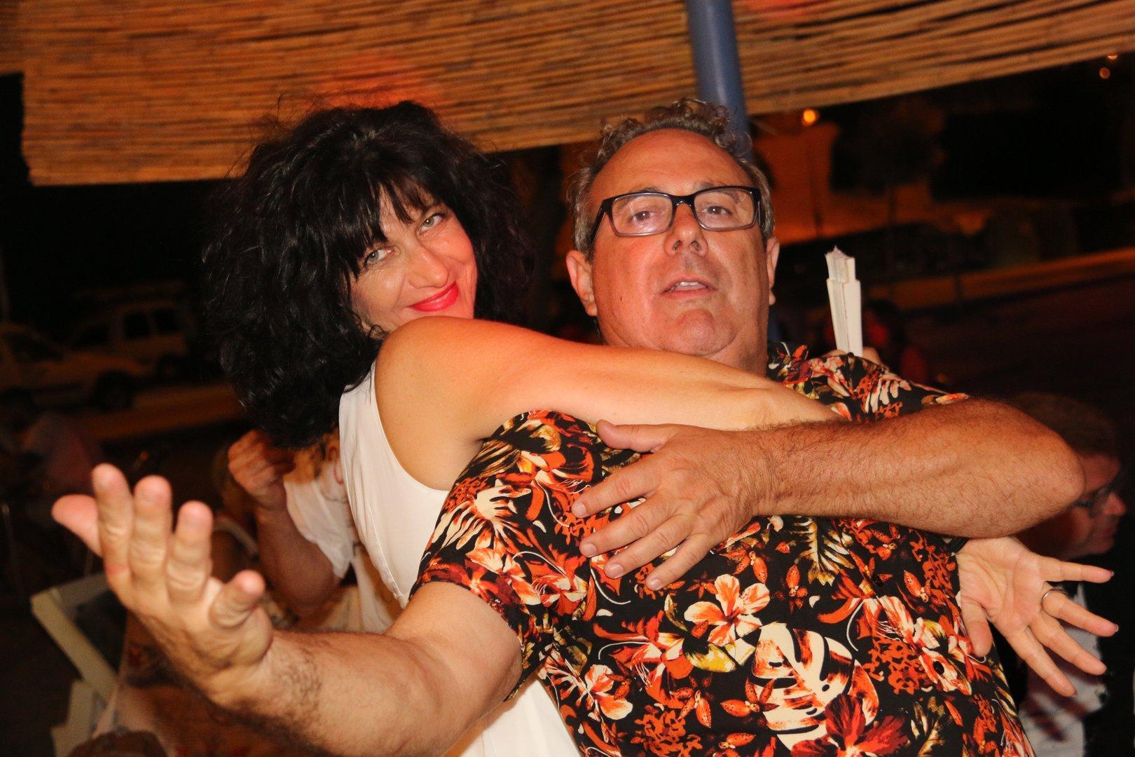 Con el gran Celes DJ, Oasis Las Palmeras Bolnuevo