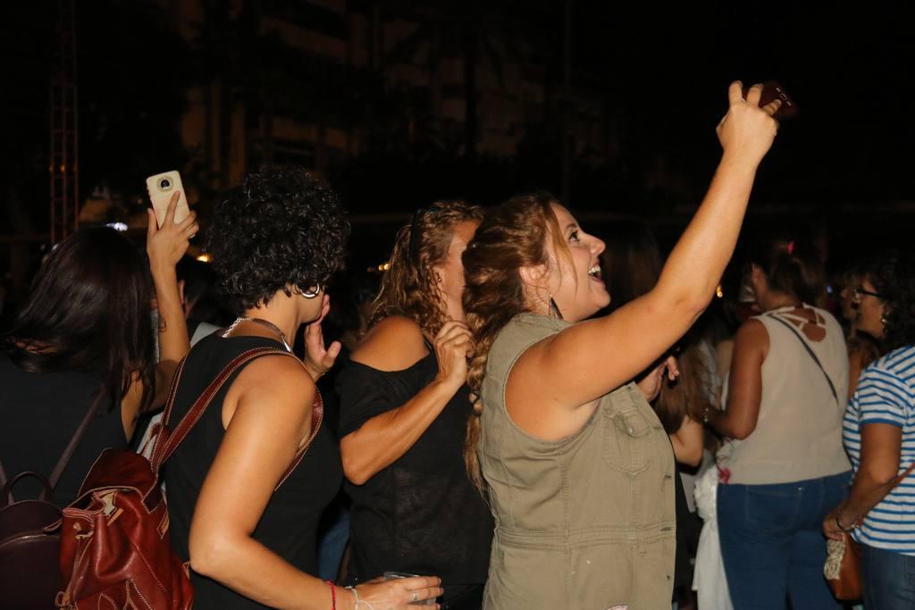 Concierto Bebe Fiestas Molina 2018