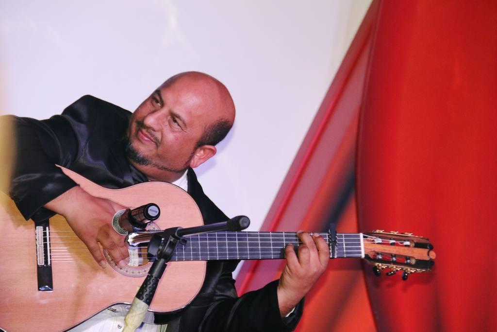 Concierto Guitarra Manuel de Pura en Music Joll de Molina de Segura