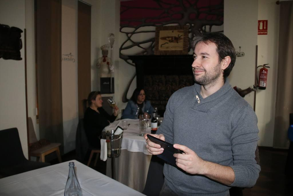 Concierto Proyecto Bolero Trio en Restaurante La Chimenea
