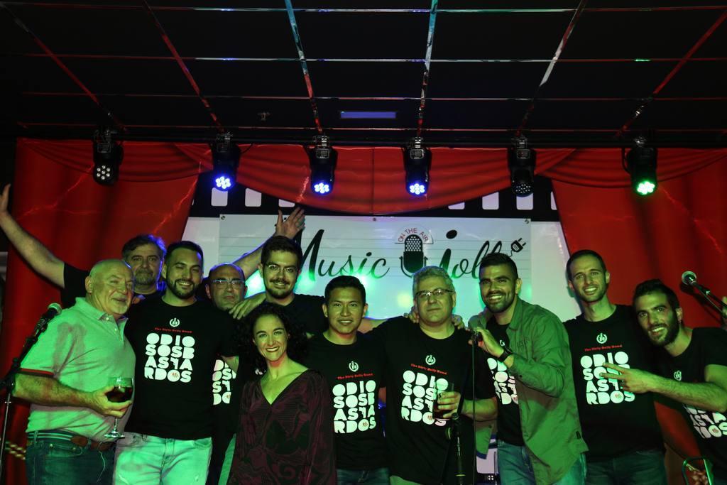 Concierto The Dirty Belly Band en Music Joll Molina de Segura