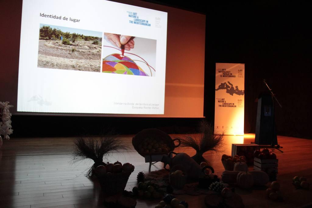 Congreso Arte, Naturaleza y Paisaje en el Mediterráneo Ojós -2018 -2