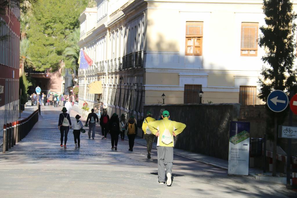 Congreso Natusalud - Senderismo Archena Ulea