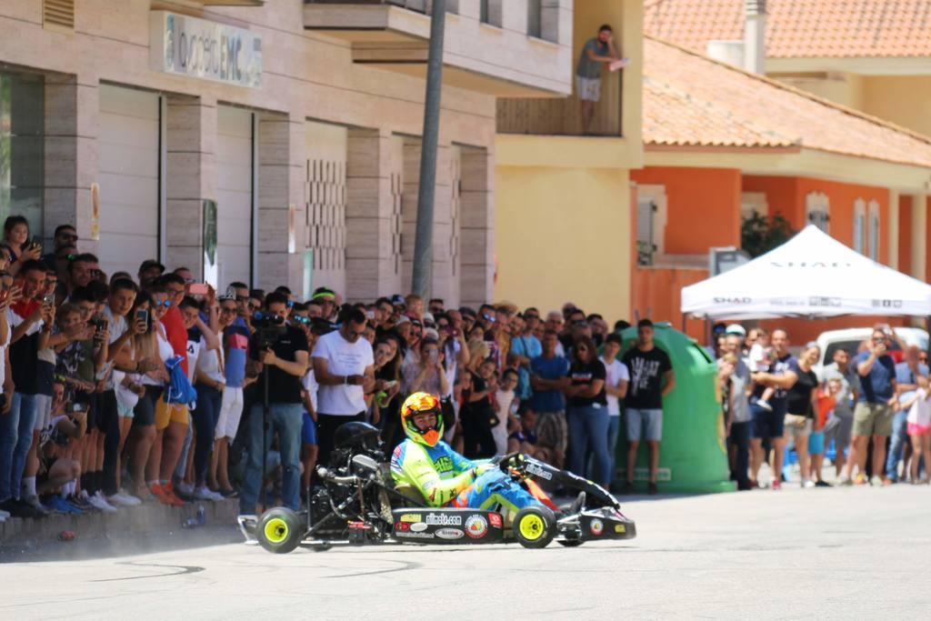 Corpus Sobre Ruedas 2019 Candela Archena Fiestas