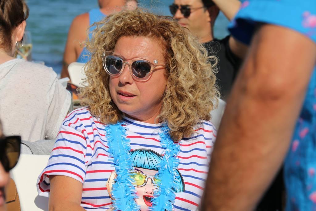Cumpleaños de DJ Celes en Chiringuito el Pirata 2018