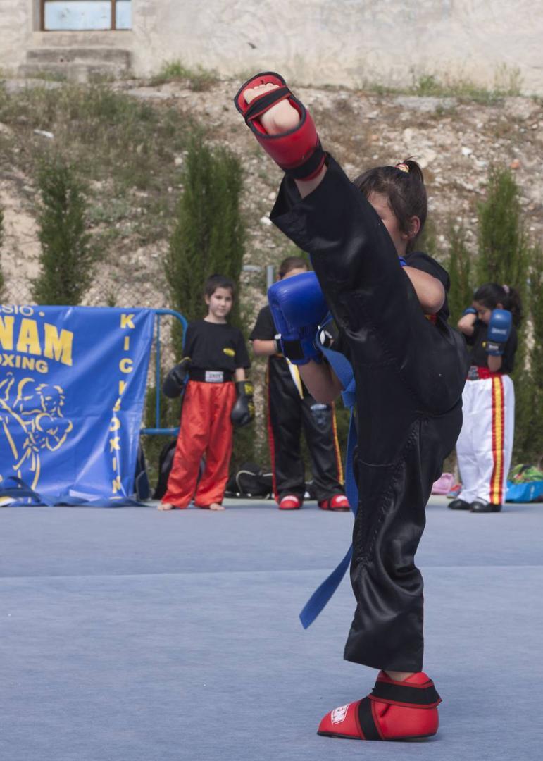 Deporte en la Rambla 2012 -Asociación Deportistas de Molina