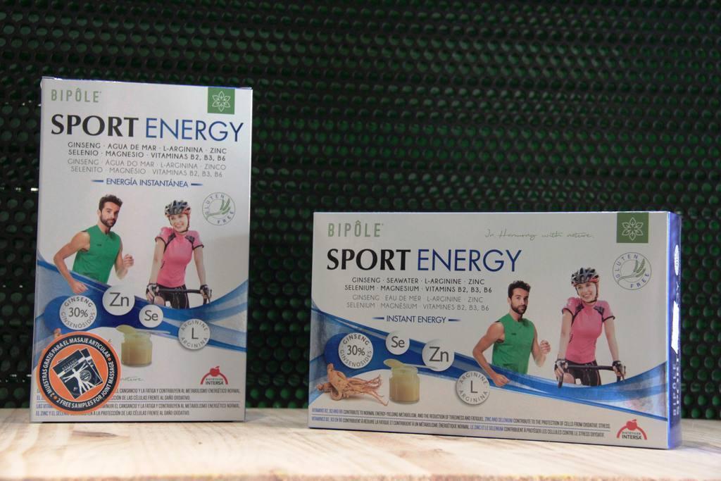 Deportivos-Energéticos en Natussi Archena