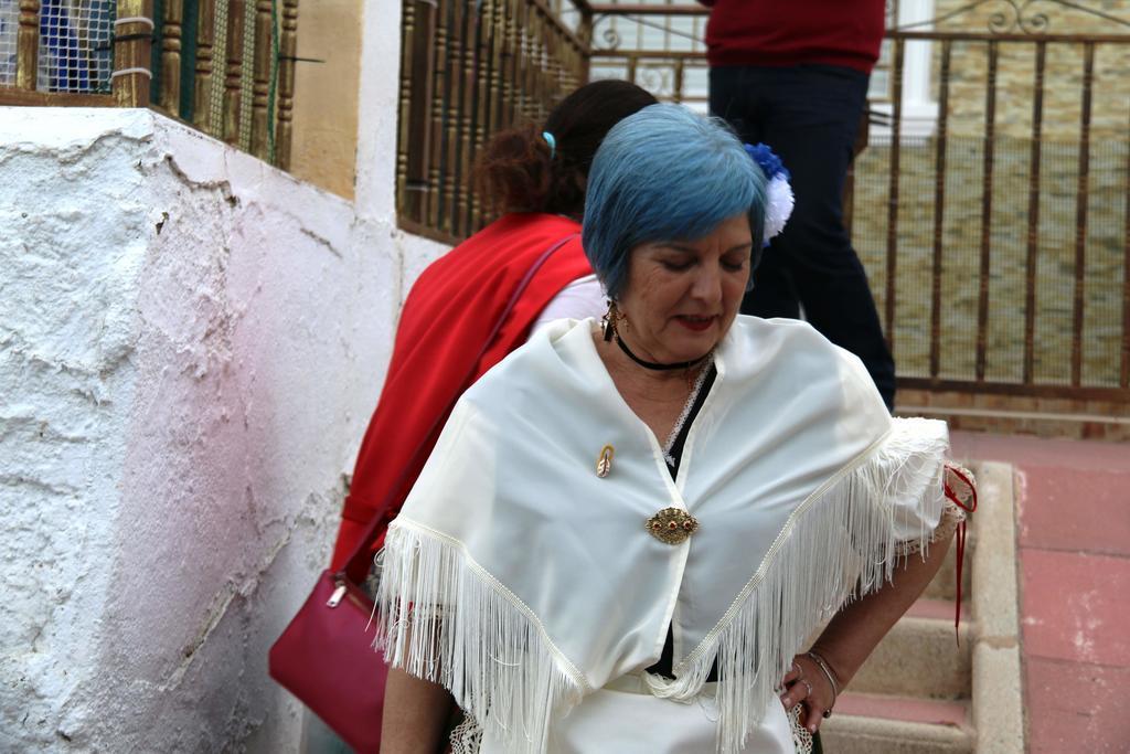 Desfile Carrozas Huertanas Fiestas Ulea 2019