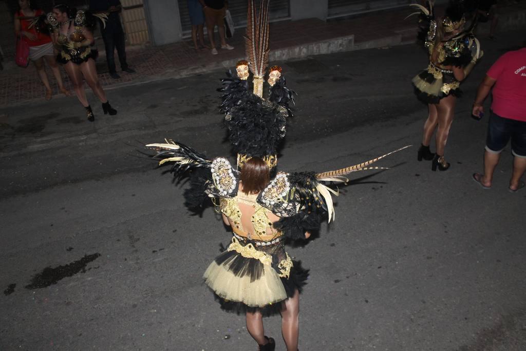 Desfile de Carrozas y Comparsas Fiestas Lorqui 2018