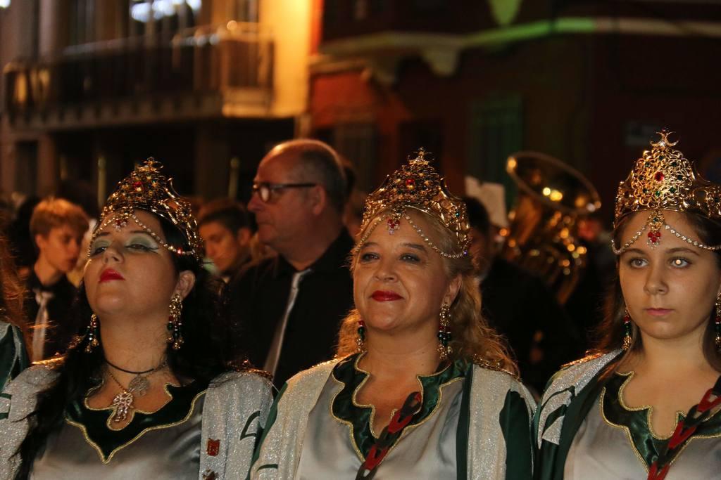 Desfile Moros y Cristianos Molina de Segura 2019