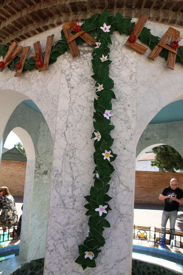 Día del Baño de la Santísima Cruz en Fiestas Ulea 2019