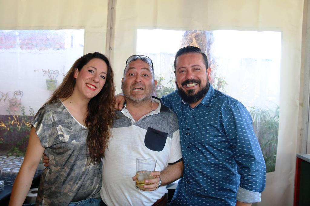 Domingo de  Resurrección 2018 en La Casa Pintada de Ceutí