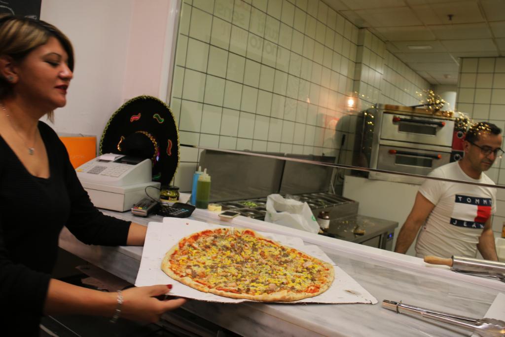 El Pizzero en el Vega Plaza de Molina de Segura