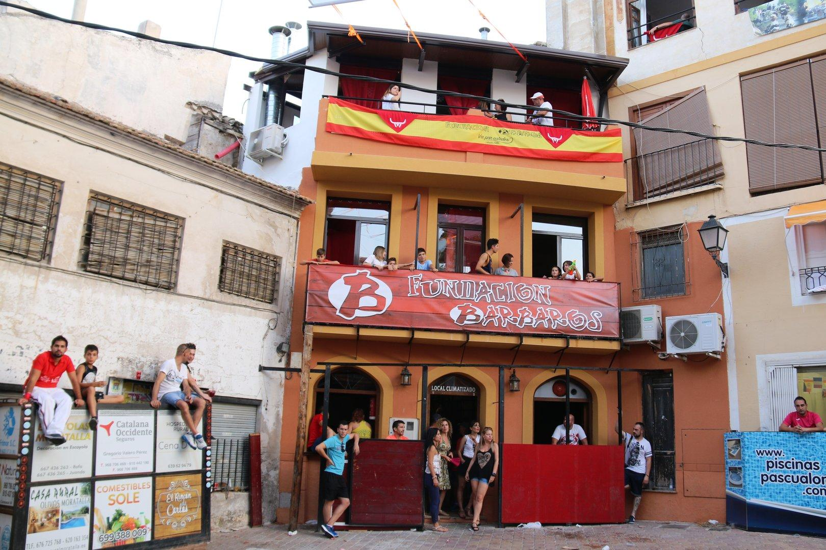 Encierros Fiestas de Moratalla 2017