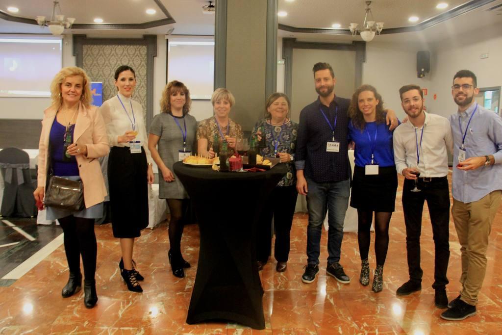 Encuentro Asemar en Balneario de Archena Noviembre-2018
