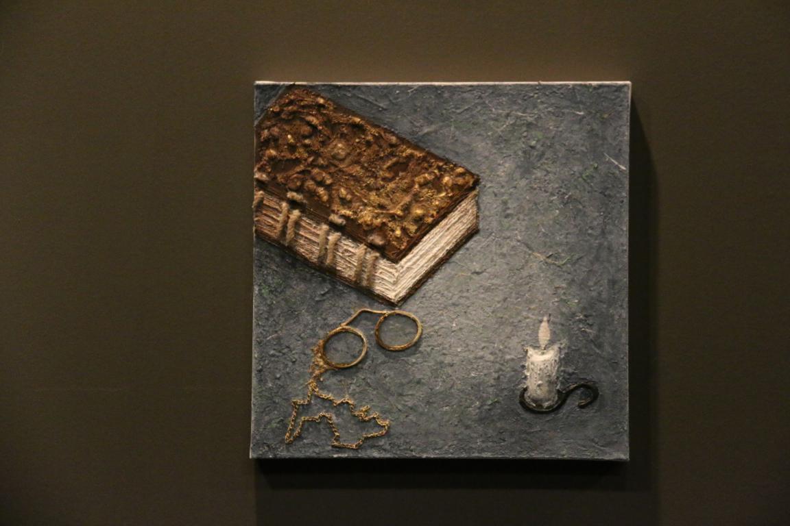 Exposición Artistas Arte-Diverso III Feria del Libro