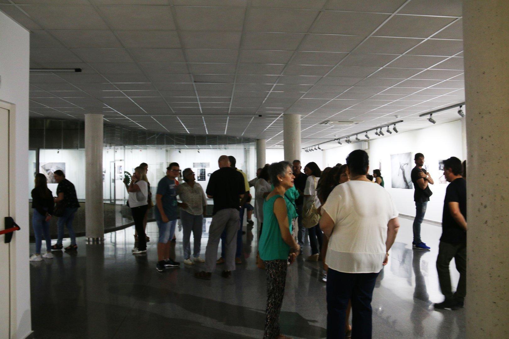 Exposición de Ginesa Meseguer en El Jardín de Molina