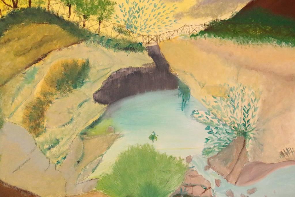 Exposición de Pintura Rincones de Bullas Y la Copa