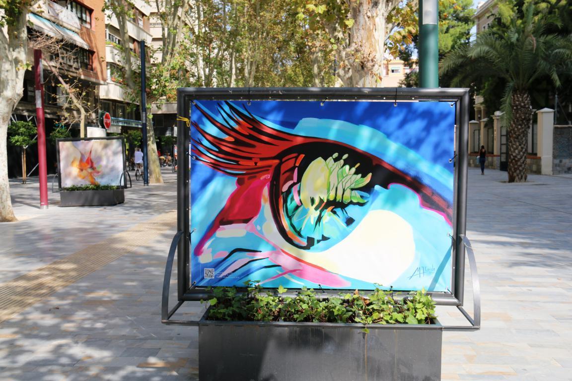 Exposición Luz de Sonidos en Alfonso X El Sabio
