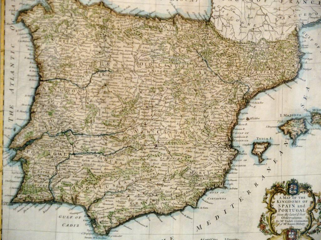Exposición-Mapas -Cieza-Siglos-XVI-XIX