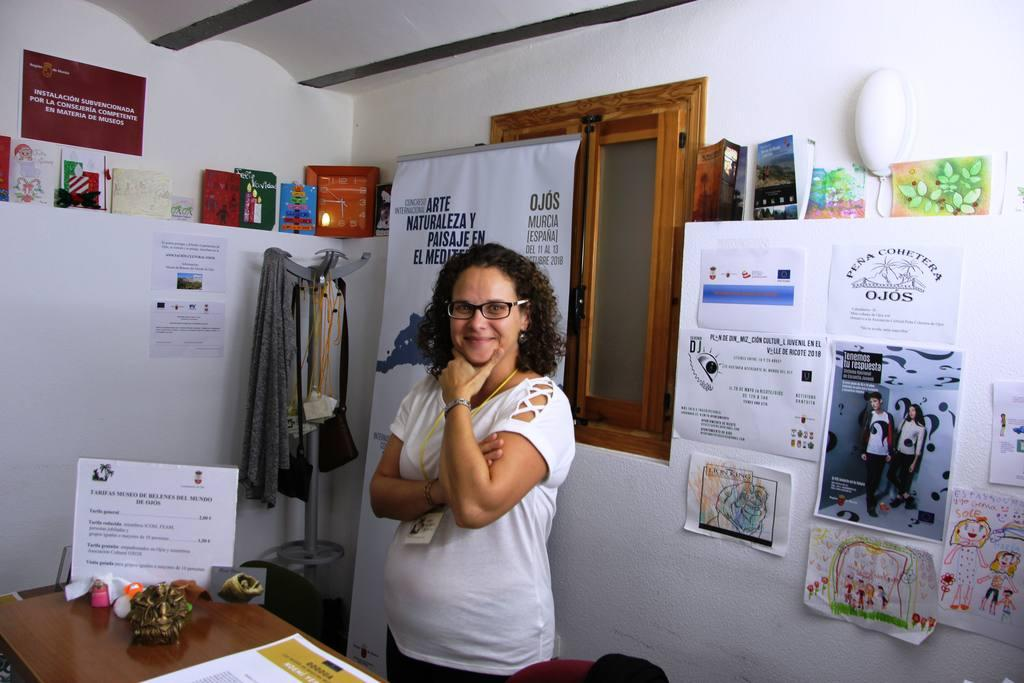 Exposición ''Ododua'' de Noemí Yepes en Ojós