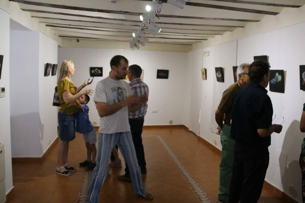 Exposición Pequeño Formato  Museo de los Belenes del Mundo Ojós