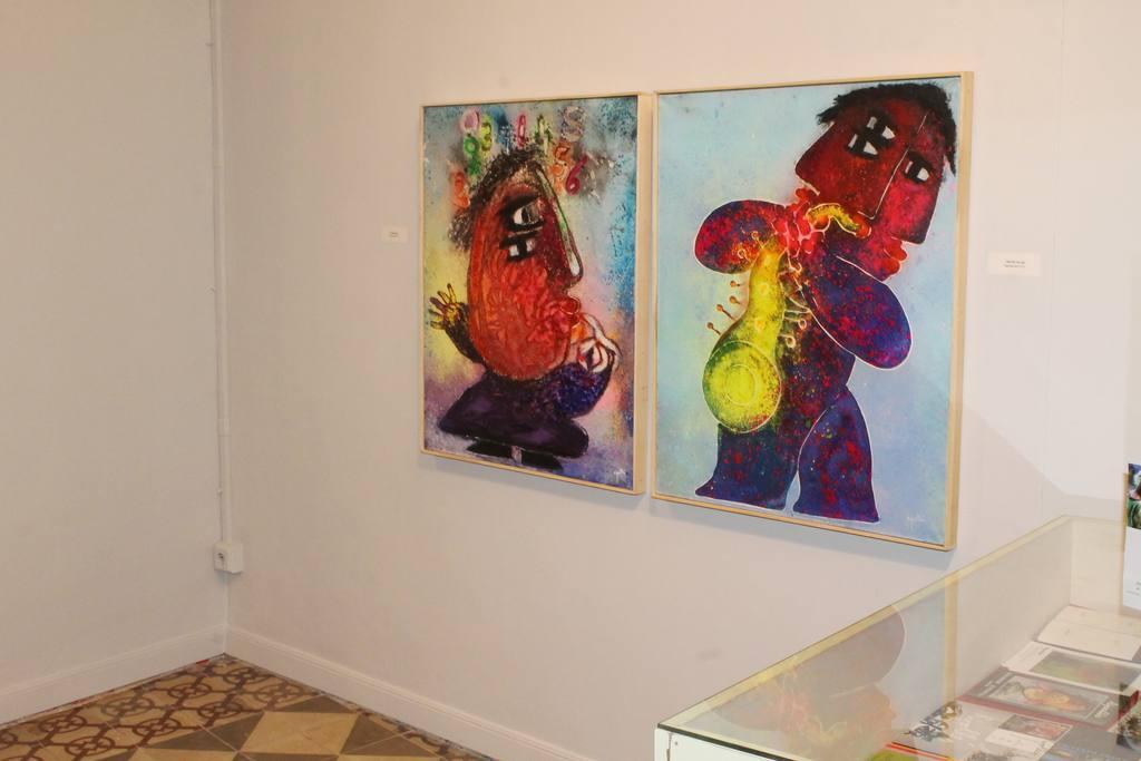Exposición Ripolles en Galería Efe Serrano