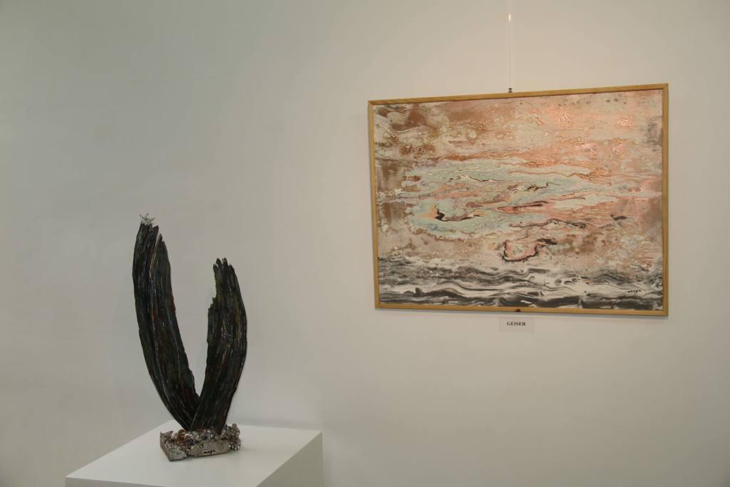 Exposición Vulcano en Sala Los Postigos Molina