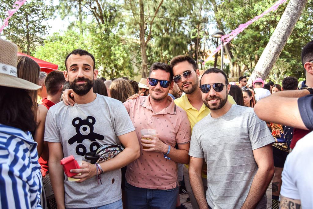 Feria  de Día Candela - Fiestas Archena 2019