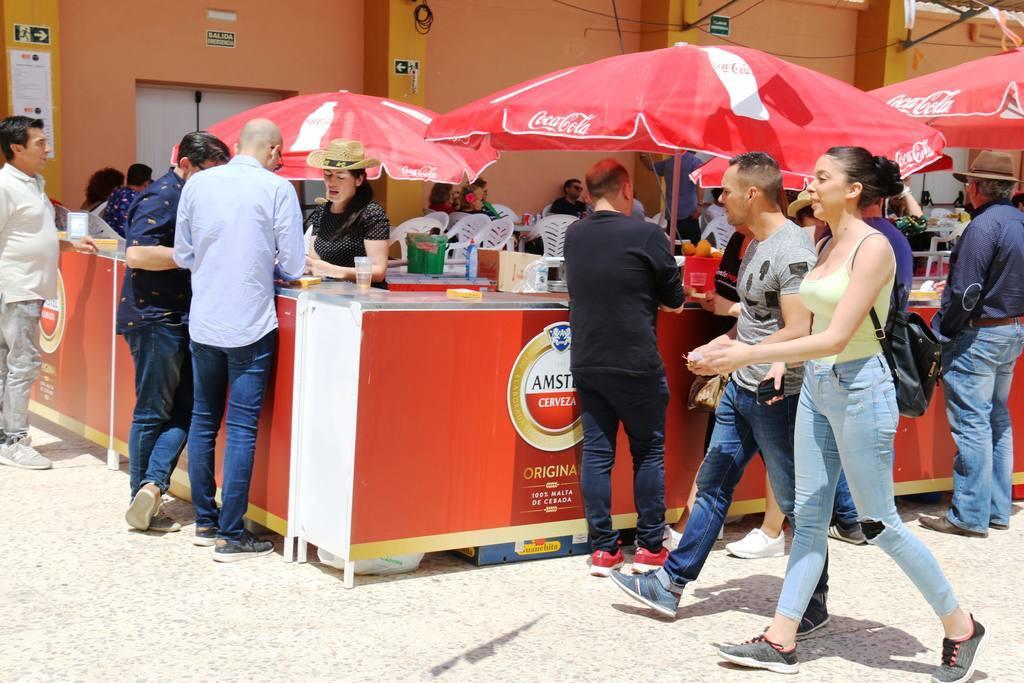 Feria Sevillanas PreFiestas de Archena 2019