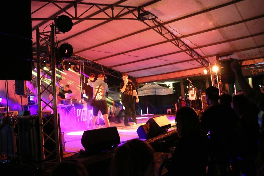 Festival Cultura Urbana Molina 2019