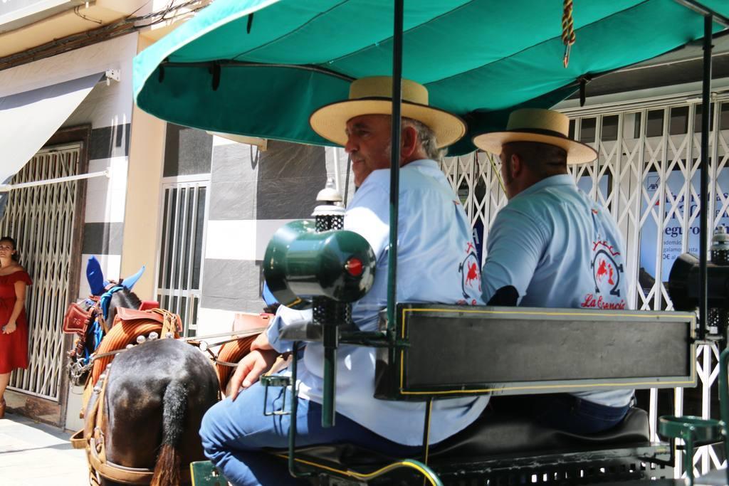 Fiesta Flamenca Restaurante El Albero - Fiestas Ceutí 2018