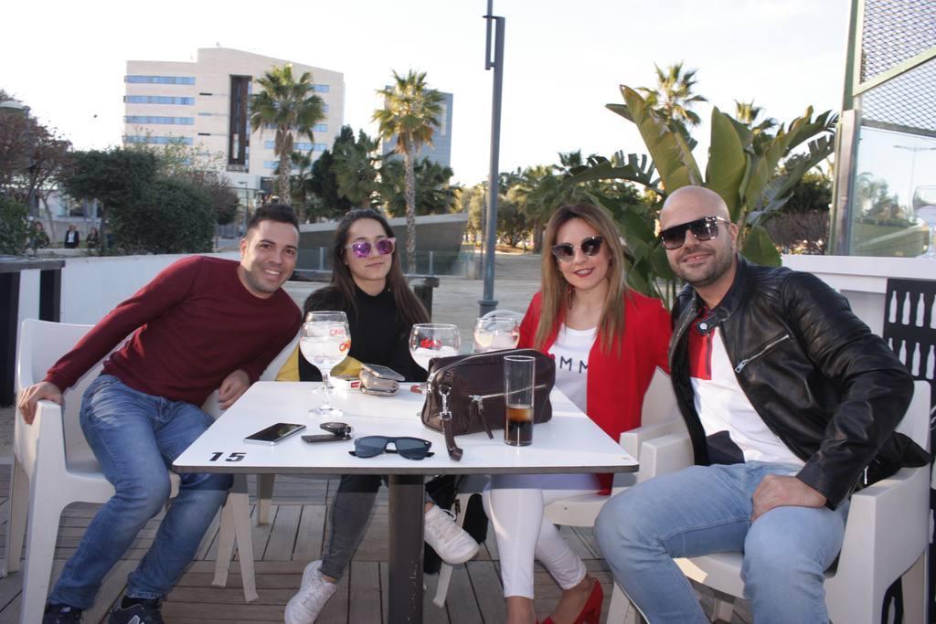 Fiesta Ochentera en ONE Murcia Marzo 2019