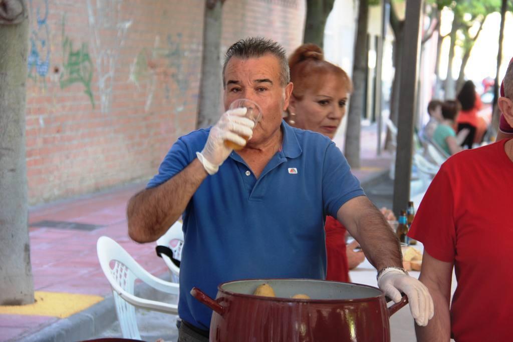 Fiestas Barrio Santa Barbara - Molina de Segura 2018