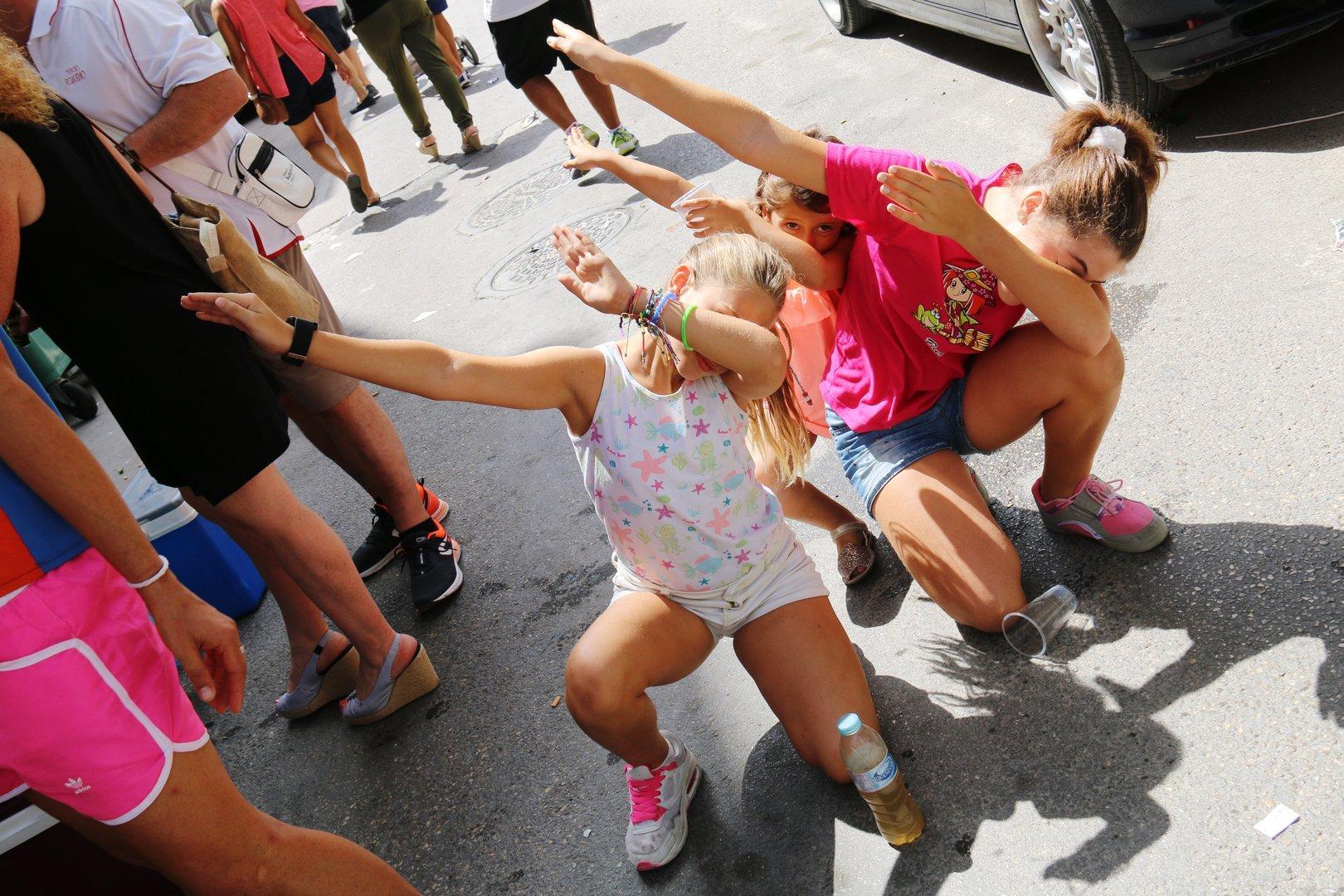 Fiestas de Cieza-Lanzamiento Hueso de Oliva 2017