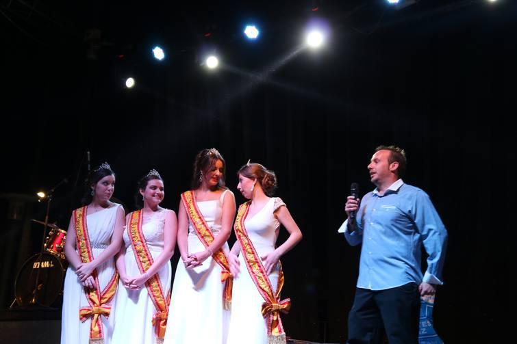 Fiestas de La Algaida 2017-Entrega de Premios con Las reinas