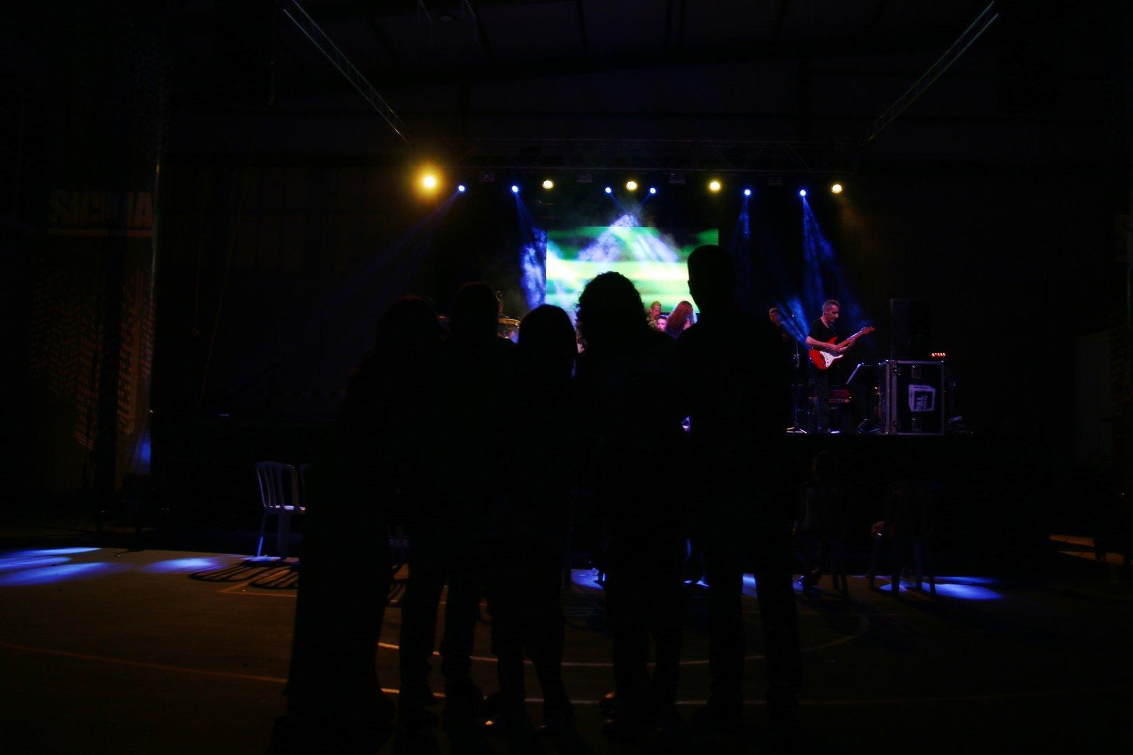 Fiestas de Ojós 2017. Sábado con Orquesta Sicilia