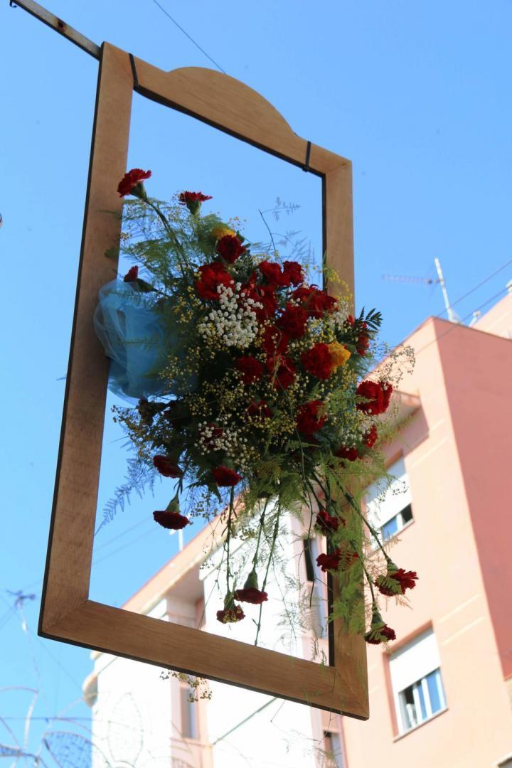 Finuki Floristas Explosión Floral y Arte Efímero en Archena 2019