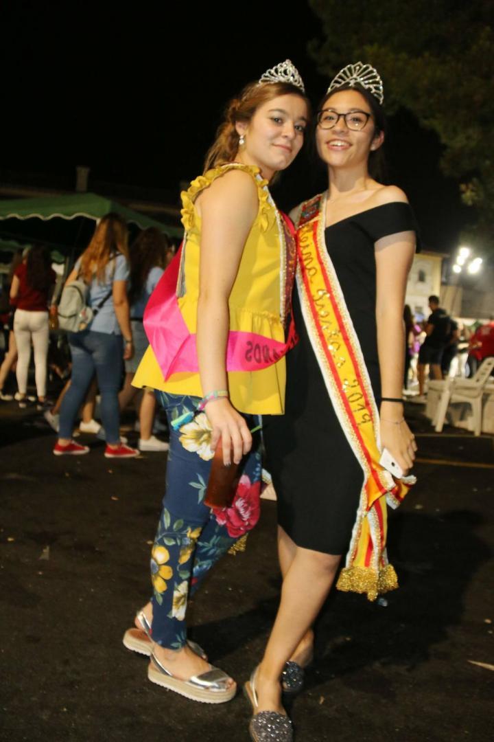 Fotos de las Peñas Fiestas de Archena 2019