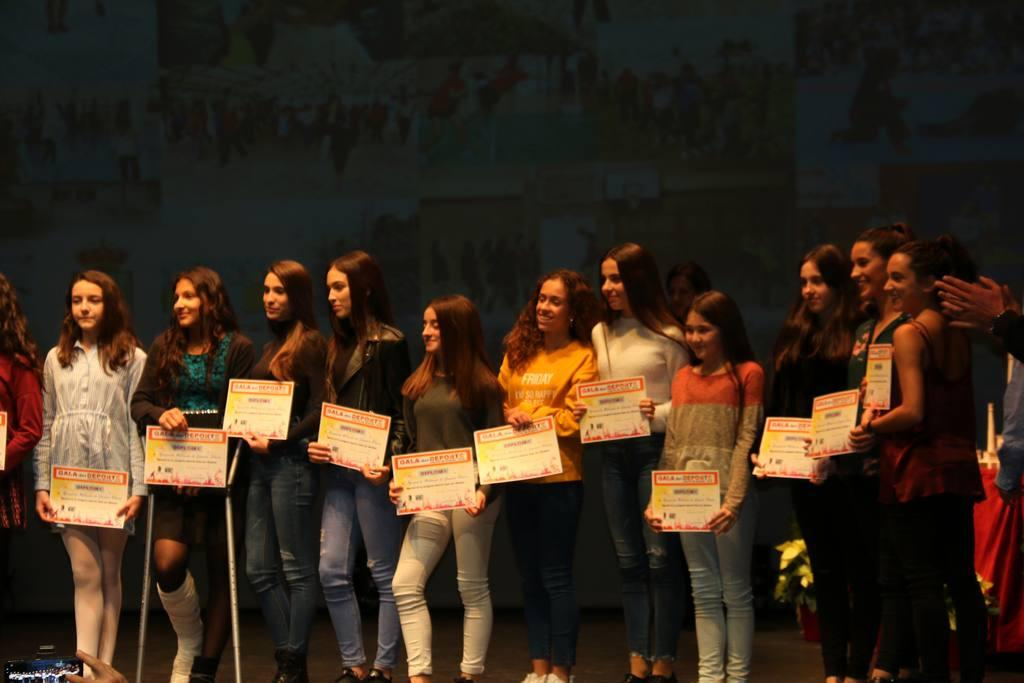 Gala del Deporte de Molina de Segura 2018