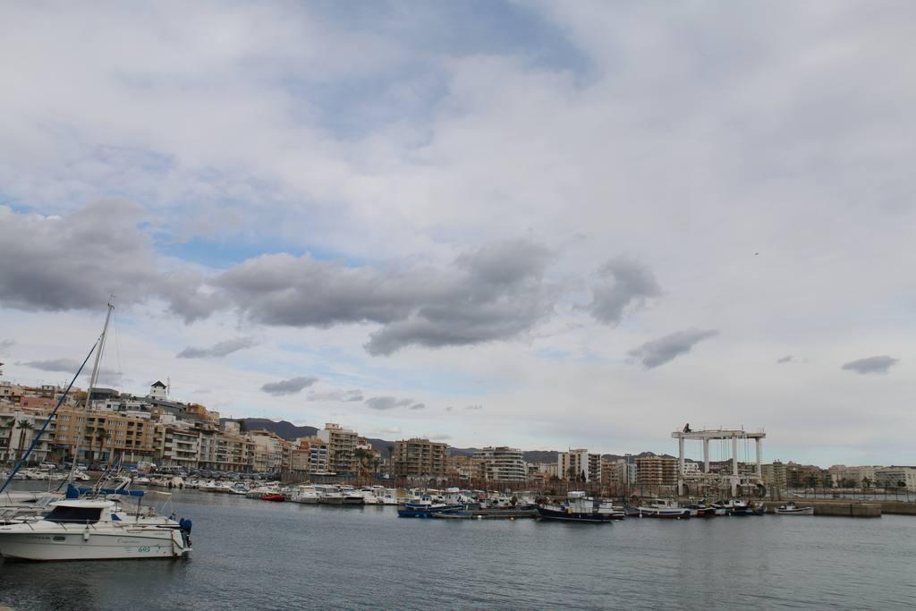 Galeón Andalucía en Aguilas-Murcia