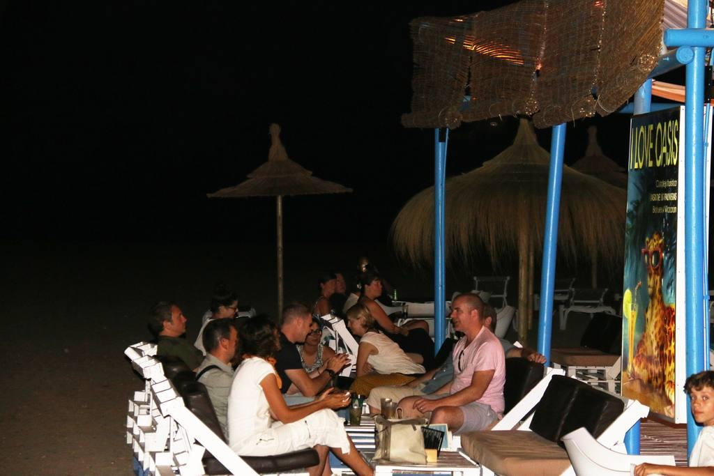 Inauguración Chill Out 2018 Oasis Las Palmeras - Mazarrón