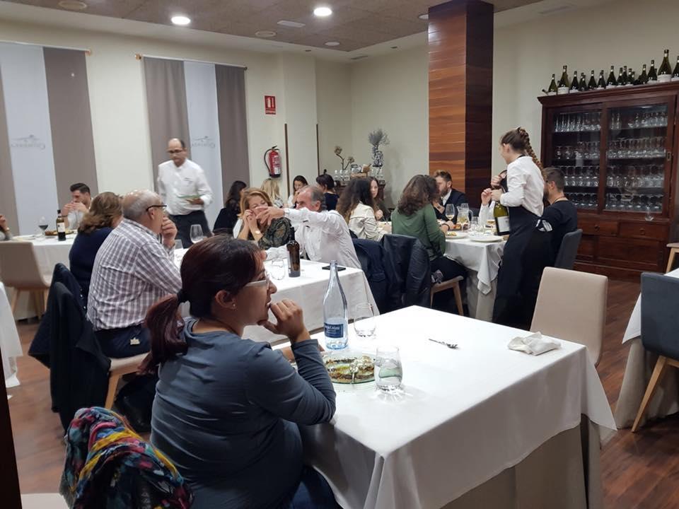 Instalaciones Restaurante La Chimenea de Molina