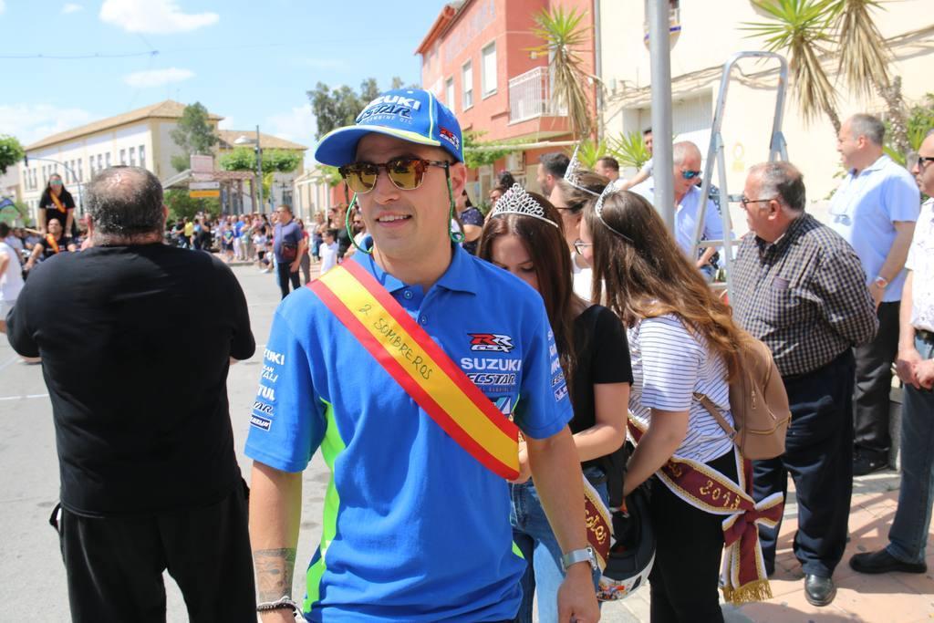 IX Corpus Sobre Ruedas 2018 Candela Archena