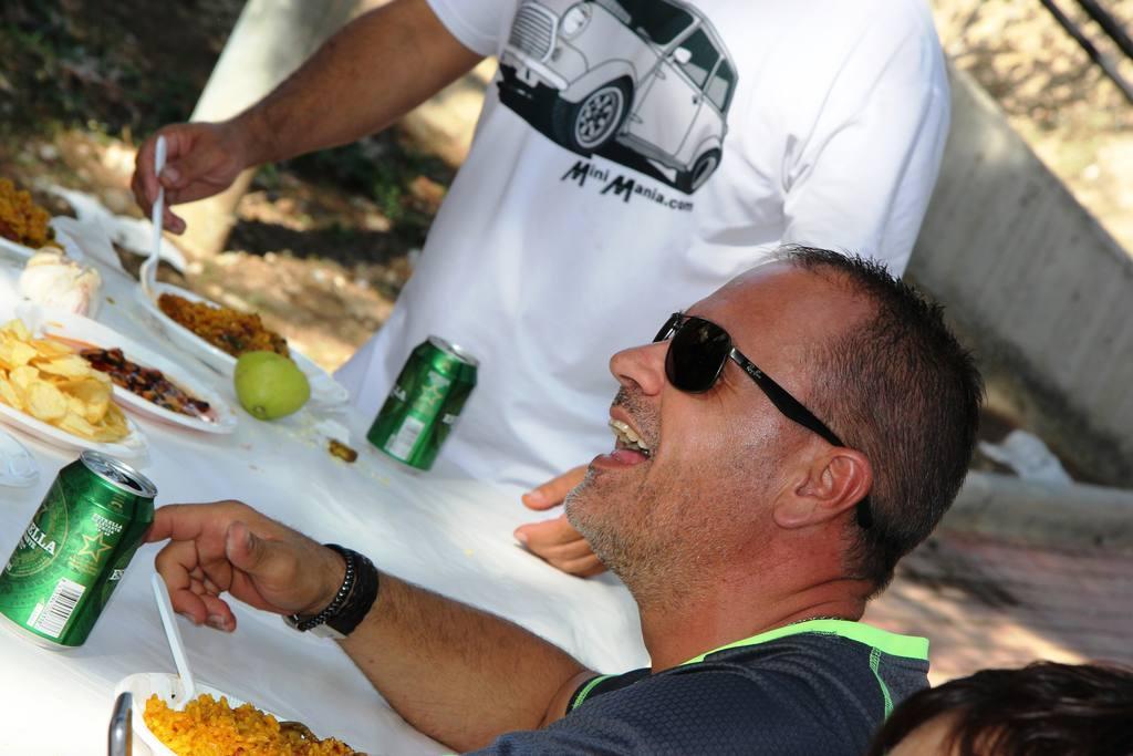 Jornada de Convivencia Vecinal y Deportiva en Rambla de los Calderones