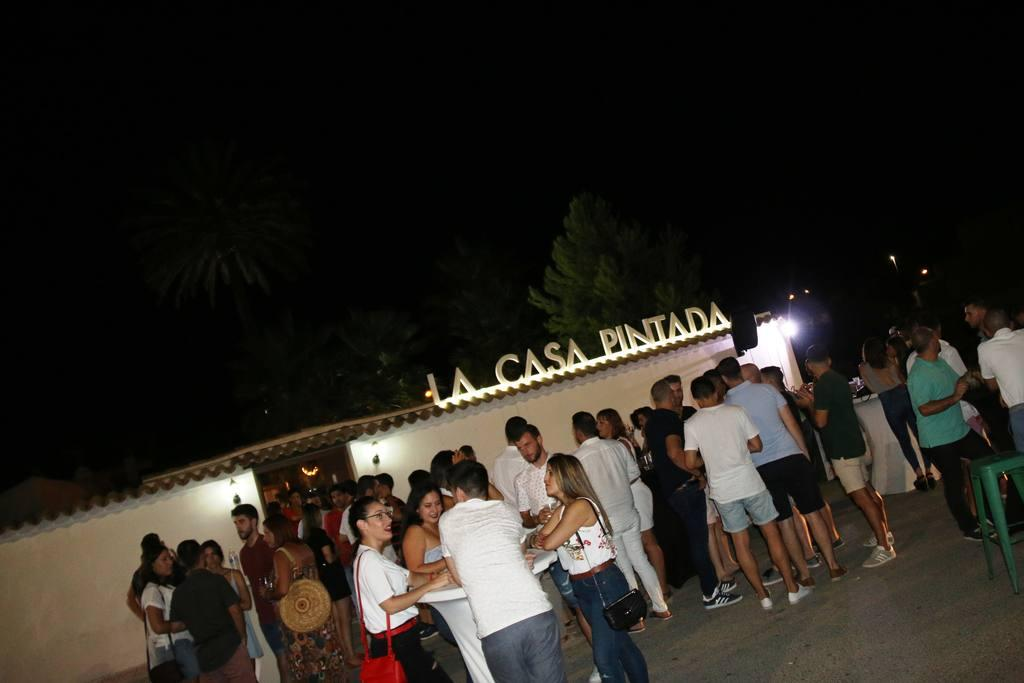 Fiesta Cubana en La Casa Pintada - Fiestas Ceutí 2018