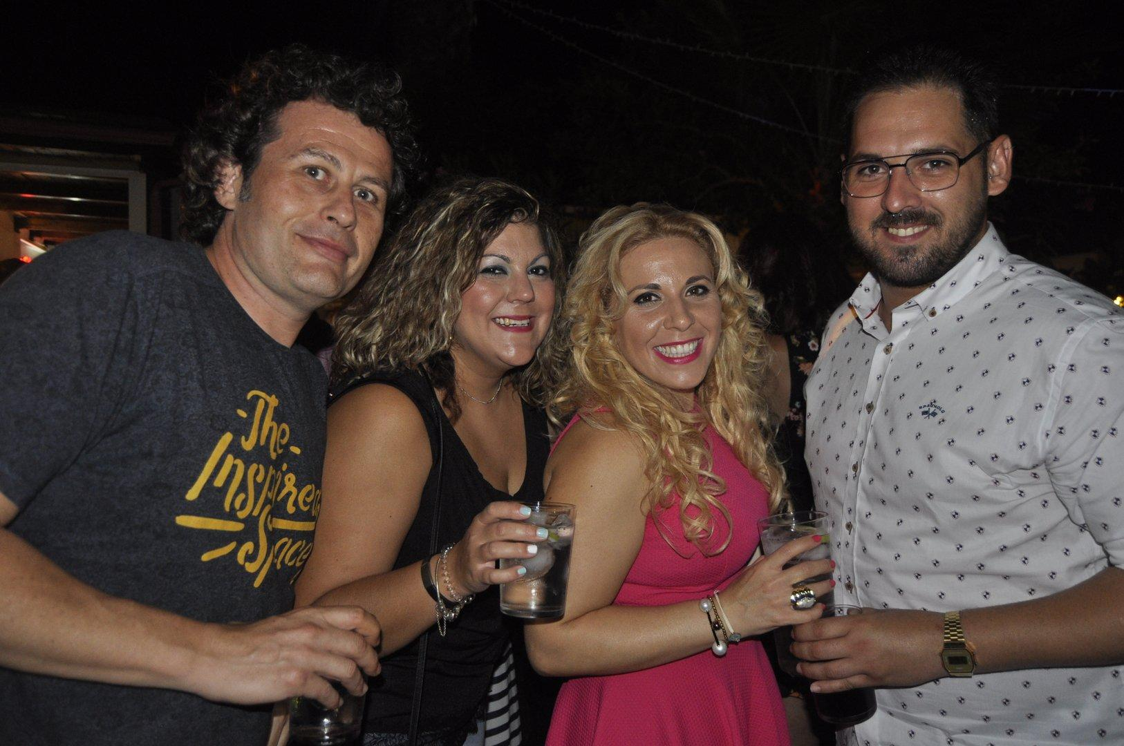 La Casa Pintada-Fiestas de Ceuti 2017-Viernes 11 de Agosto