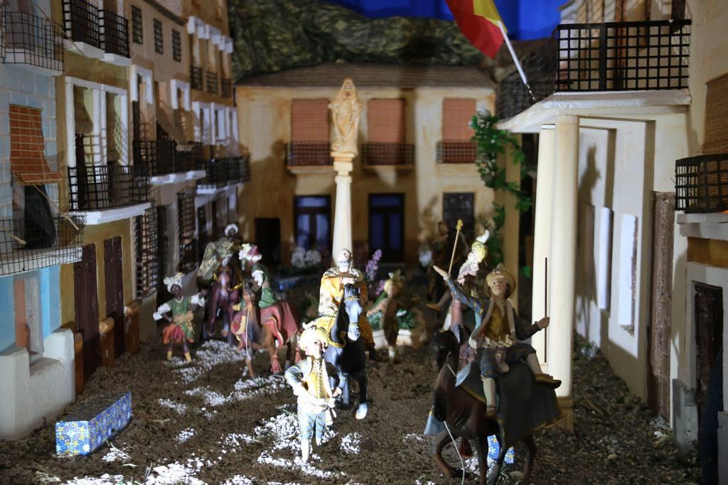 Lux Mundi- Belenes del Mundo en Molina de Segura